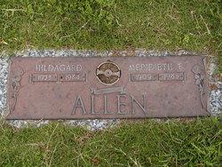 Hildagard <i>Manngen</i> Allen