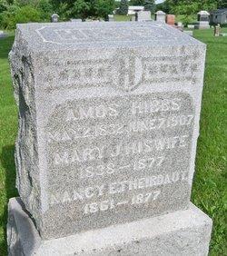 Mary J. <i>King</i> Hibbs