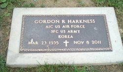 Gordon R Harkness