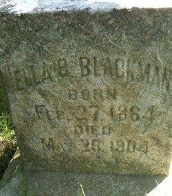 Ella G <i>Brown</i> Blackman
