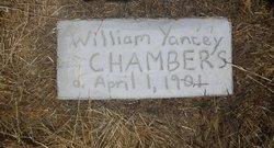 William Yancey Chambers