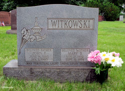 John Frank Witkowski