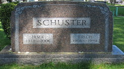 Irma <i>Sender</i> Schuster