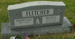 Millard G. Fletcher