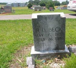 Rolf B Beck