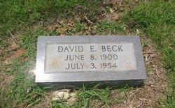 David Earl Beck
