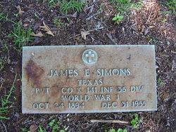 James Enoch Simons