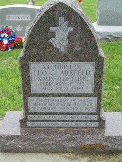 Rev Fr Leo Clement Arkfeld