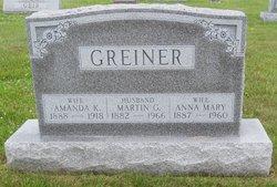 Martin G. Greiner