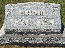 Jeremiah Elmer Albright