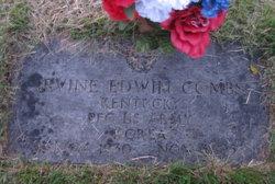 Irvine Edwin Combs