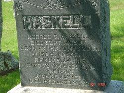 Eliza E. Haskell