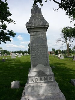 D. Emmons Adams