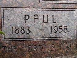 Paul H Hoffman