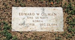 Edward W. Gilman