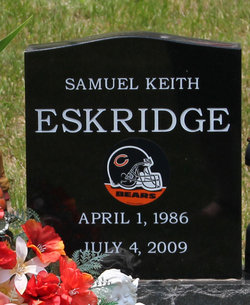 Samuel Keith Eskridge