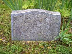 Maude M. <i>Ormsby</i> Crandell
