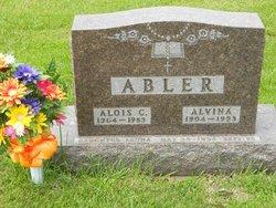 Aloysius Alois C Abler