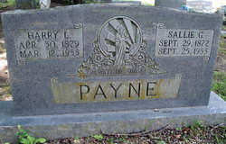 Sally <i>Godfrey</i> Payne