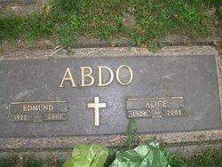 Sgt Edmund Abdo