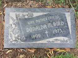 Donalda Beatrice Marie <i>Quesnel</i> Bird