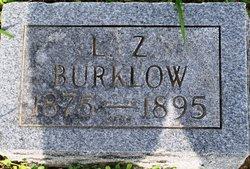 L. Z. Burklow