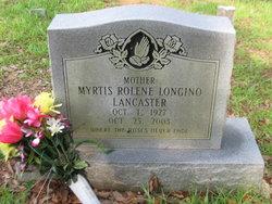 Myrtis Rolene <i>Longino</i> Lancaster