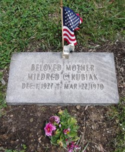 Mildred <i>Seddon</i> Kubiak