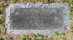Mary Amelia <i>Albert</i> Albert
