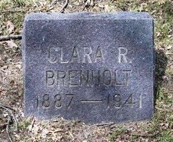 Clara Regina <i>Hauge</i> Brenholt