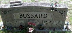 Barbara <i>Burrell</i> Bussard