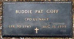 Buddie Pat Goff