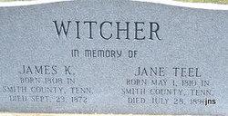 Jane <i>Teel</i> Witcher