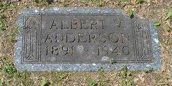 Albert V Anderson