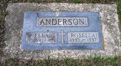 Rosella Anderson