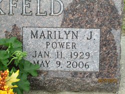 Marilyn Jean <i>Power</i> Arkfeld