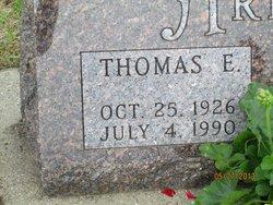 Thomas Edward Tom Arkfeld