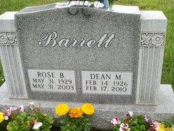 Rosabel <i>Mowrey</i> Barrett