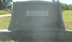 Gertrude May <i>Gowen</i> Allen