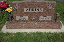 Ben F. Adkins, Sr