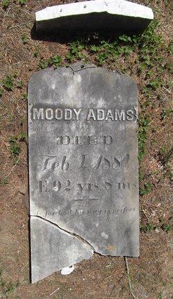 Moody Adams