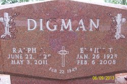 Ralph J Digman