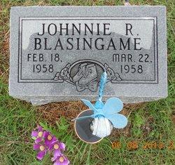Johnnie Ray Blasingame