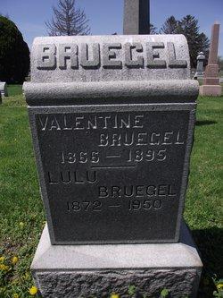 Louisa Marie Lulu <i>Glassen</i> Bruegel
