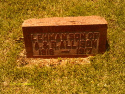 Lehman Allison