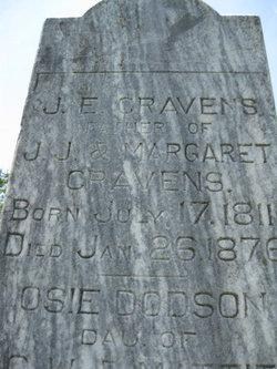 J E Cravens