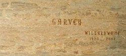 Willard White Garvey
