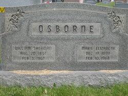 Marie Elizabeth <i>Heckendorn</i> Osborne