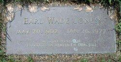 Earl W. Jones