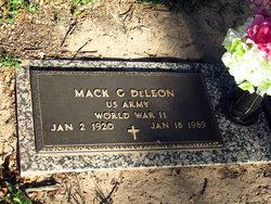 Mack G De Leon